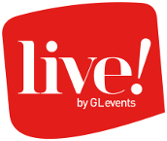 Voiturier pour Live! by GL Events